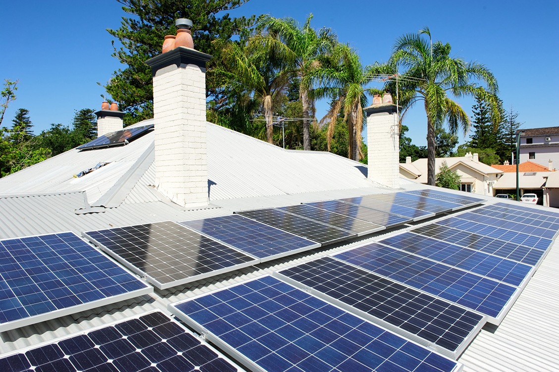 solar test facility