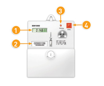 How to Read Your Electricity Meter (WA) Uwz Meter Wiring Diagram on