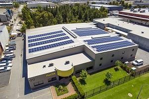 Plas Pak 100kW Solar
