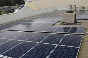 Universal Seafoods 100kW Solar