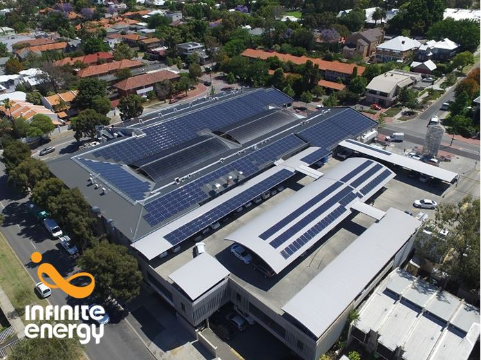 Broadway Fair Shopping Centre 312kw Infinite Energy