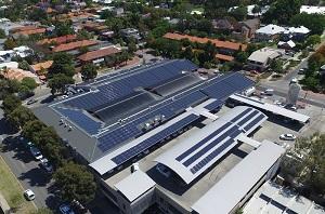 Broadway Fair 312kW Solar