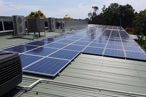 Hartfield Country Club 40kW Solar