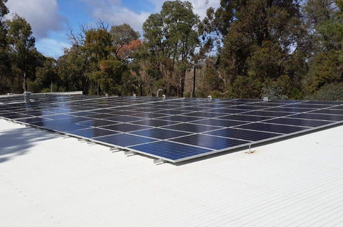 Department of Parks and Wildlife 40kW Solar