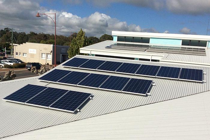 Shire of Capel 9kW Solar
