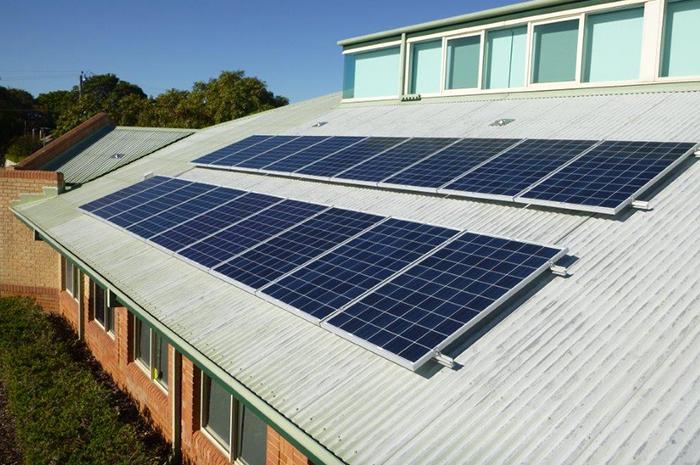Inglewood Library 15kW Solar