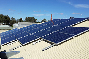 Mane Liquor 14kW Solar