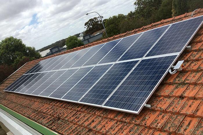 Narrogin Library 12kW Solar