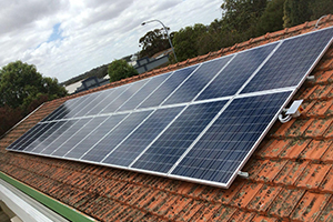 Narrogin Library 12kW Solar