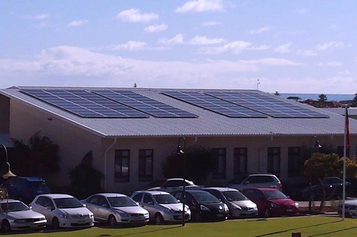 Sacred Heart 94kW Solar