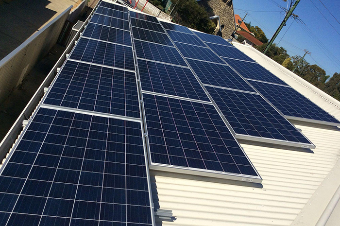 Spearwood Physiotherapy 8kW Solar