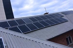 Trafalgars Hotel 31kW Solar