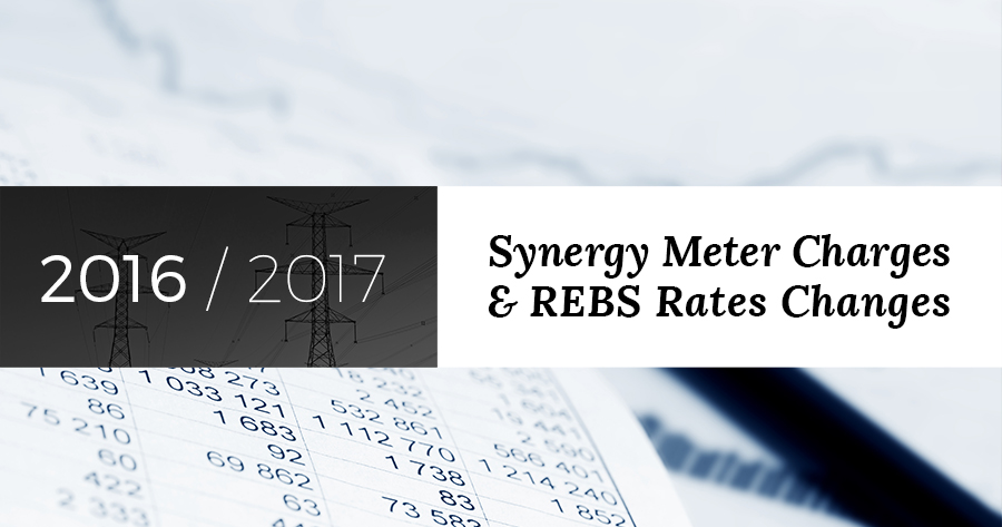 Synergy REBS Changes