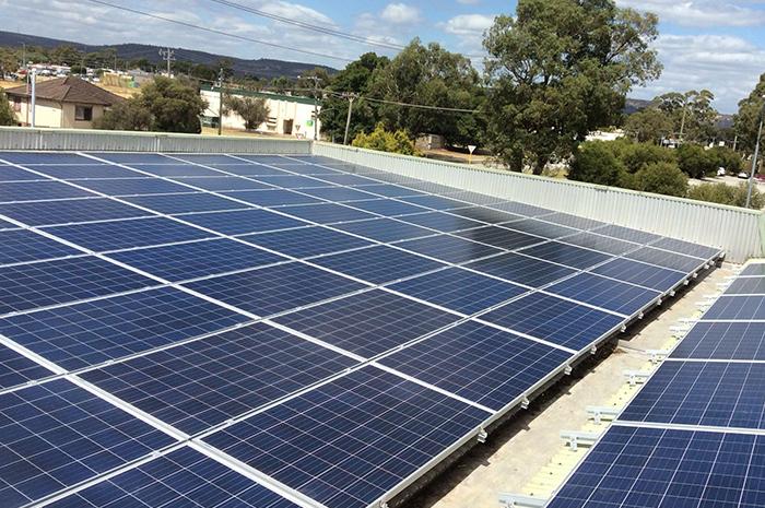 Attfield Tavern 40kW Solar