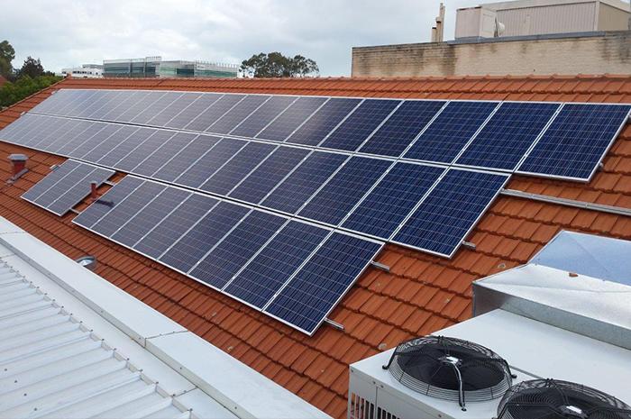 AHA 26kW Solar