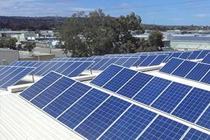 Swan Transit 31kW Solar