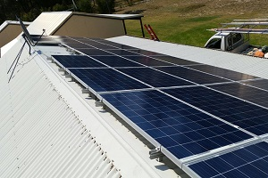 Brookside Accommodation Solar 8kW