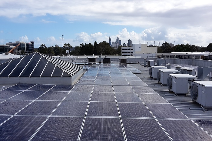 Clevemont Holdings 92kW Solar