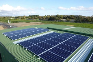 Coogee Chemicals 140kW Solar