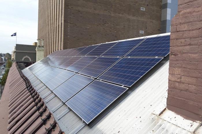 The Court Solar 20kW
