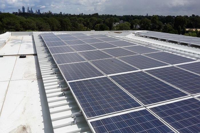 Curtin University 50kW Solar