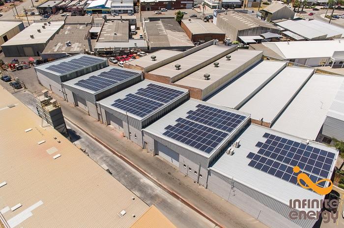 Freshcorp Farms Solar 100kW