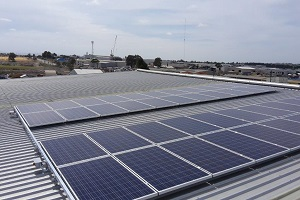 Tough Glass Solar 100kW