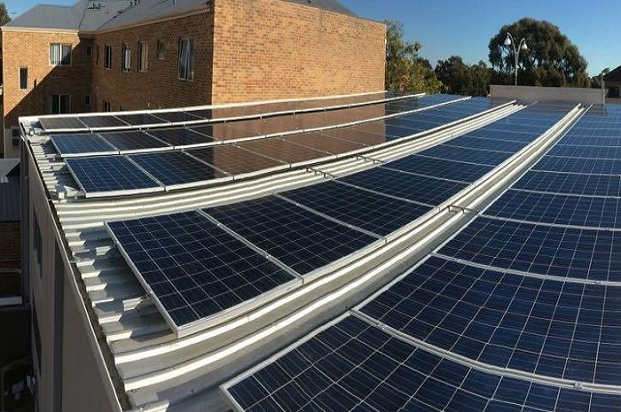 Hospital Pharmacy Services Solar 30kW