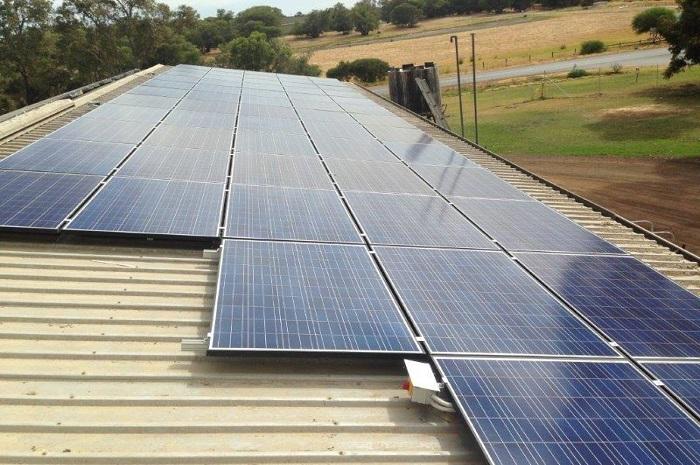 Kettridges Quality Stockfeeds Solar 40kW
