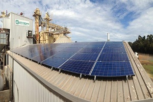 Kettridges Quality Stockfeeds Solar 40kW