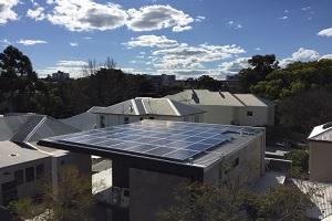 Milano Stone 11kW Solar