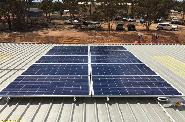 Narrogin Depot Solar 10kW