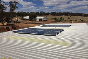 Narrogin Depot Solar 10kW