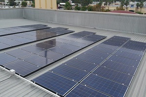 Reading Cinemas Belmont Solar 100kW