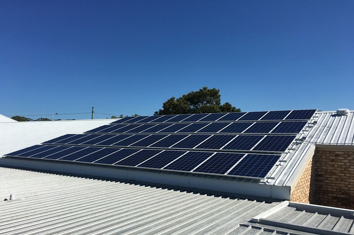 Redcliffe Uniting Church Solar 12kW