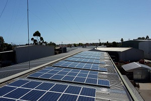 Regal Engineering Solar 40kW