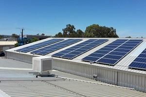 RJ Metals Solar 60kW