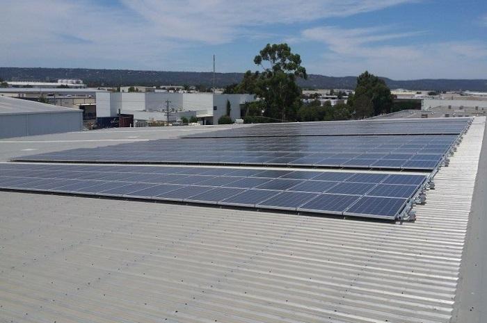 Roofmart Solar 100kW