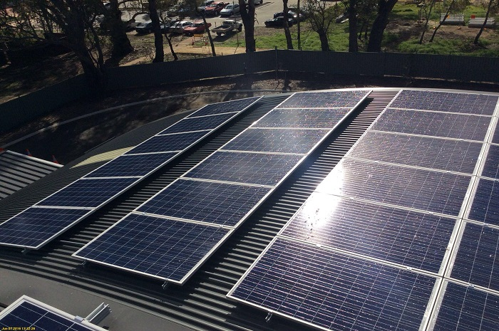 City of Swan Depot Solar 40kW