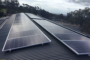 City of Swan Depot Solar 40kW