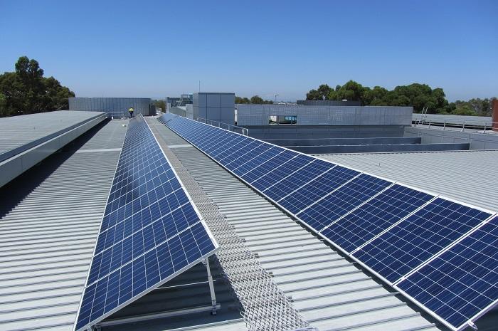 UWA 40kW Solar