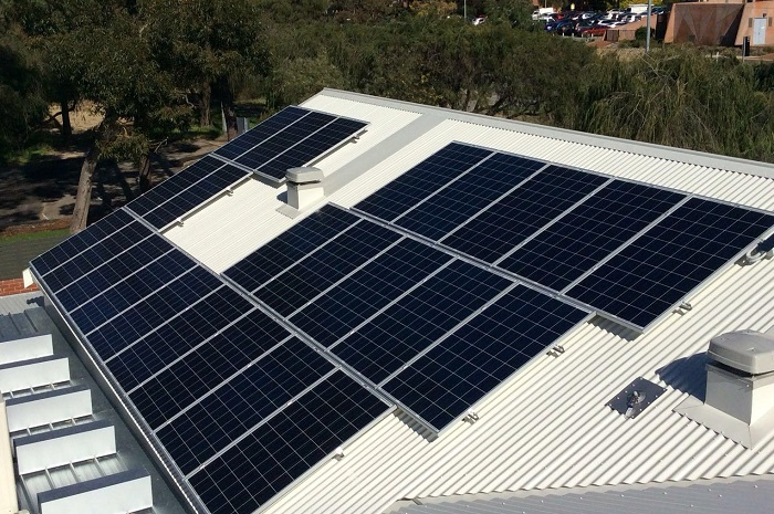 Vose Seminary Solar 10kW