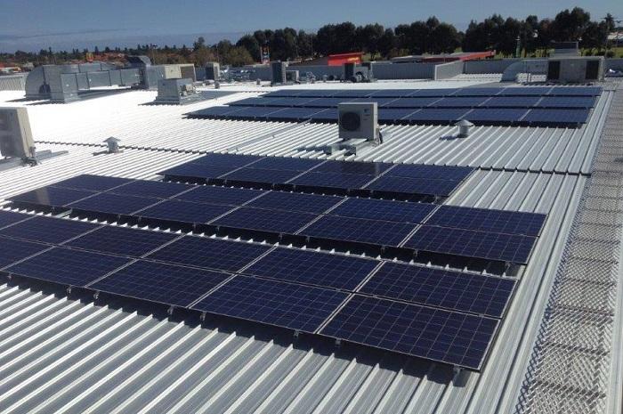 Warnbro Shopping Centre 40kW Solar