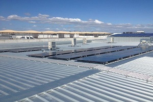 Warnbro Shopping Centre 40kW Solar