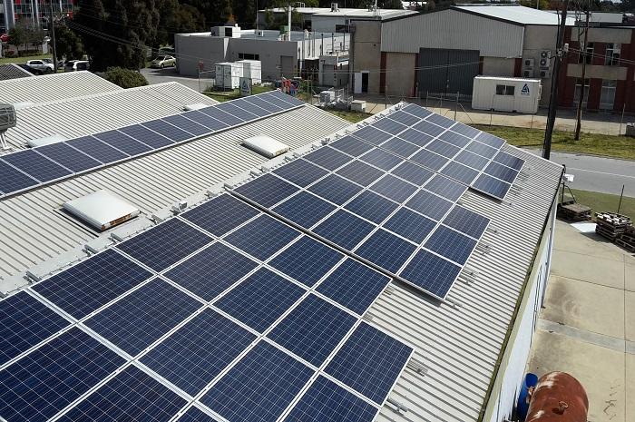 BCJ Plastics Solar 40kW