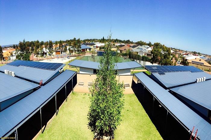 St Emilie's Catholic Primary School Solar 40kW