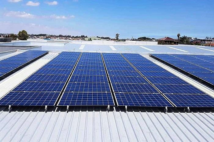 Kalco Cabinets Solar 33kW