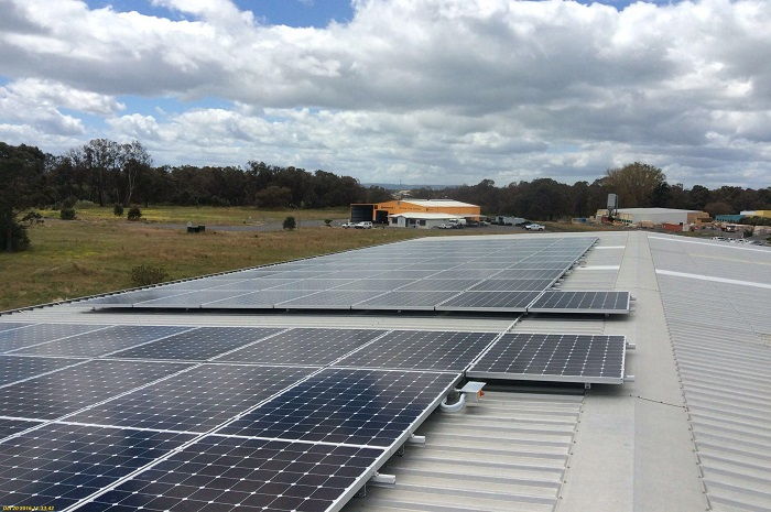 KCM Solar 40kW