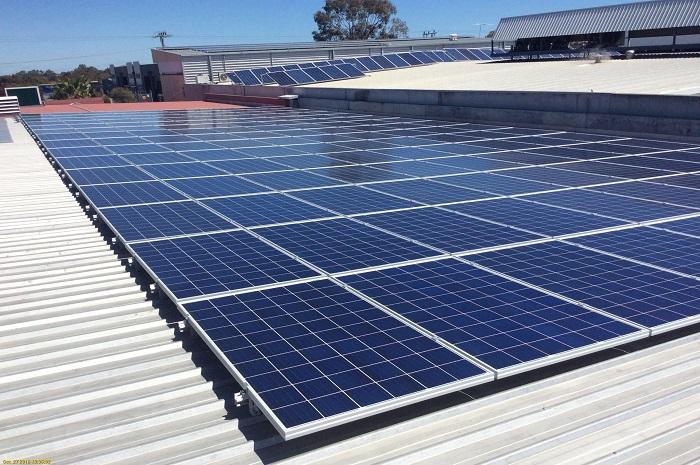 Lawley's Bakery – Malaga Solar 40kW