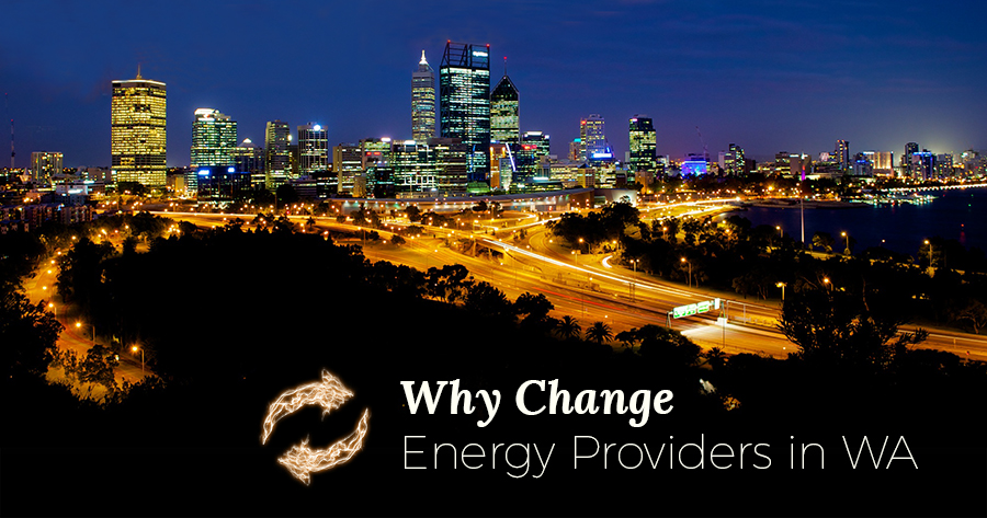 change energy providers WA